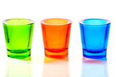 Free Color Glass Stock Photography - 8781172