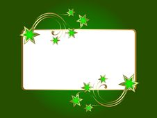 Free Floral Frame Royalty Free Stock Images - 8781549