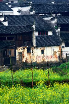 Free Chinese Old Building Stock Photo - 8783700