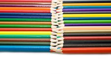Free Lot Of Pencils Royalty Free Stock Photo - 8783995