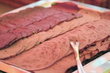 Free Meatplate2 Royalty Free Stock Photos - 8785308