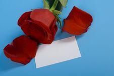 Free Romantic Note Stock Image - 8787151