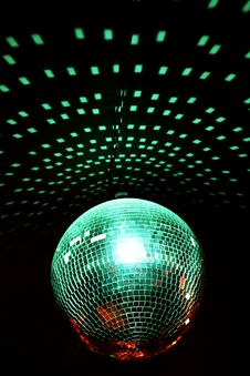 Free Mirror Ball Stock Photo - 8787870