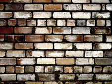 Free Brick Wall Texture Stock Photo - 8788280