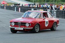 Free Alfa Romeo 1966 Classic Car Stock Image - 87851281