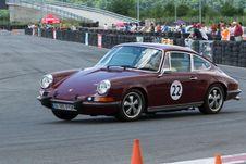 Free Classic Porsche 911 Carrera Racing Royalty Free Stock Photo - 87853655