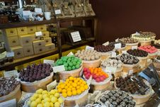 Free Confectionery Store Royalty Free Stock Images - 87853799