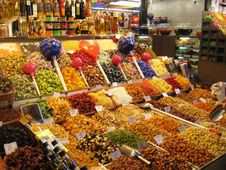 Free Dry-fruits-and-nuts Stock Images - 87854254