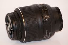 Free Kit-zoom-lens-18-55-mm-vr Stock Photos - 87855983