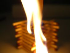 Free Matchstick-fire Royalty Free Stock Photo - 87856065