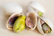 Free Macro Of Roasted Pistachio Seed Royalty Free Stock Photography - 87856067