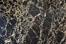 Free Black Marble With White Veins Stock Images - 87856094