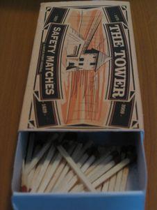 Free Matchstick-box Stock Photo - 87856130