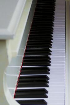 Free Piano Keys Stock Photography - 87856482