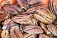 Free Pecan Nuts Stock Image - 87856731