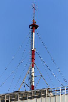 Free Telecommunications Tower Stock Photo - 87856820