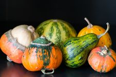Free Pumpkins And Squashes Royalty Free Stock Images - 87857119
