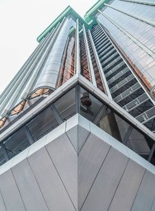 Free Low Angle View Of Building Royalty Free Stock Image - 87857226