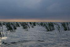 Free Sunset Over Bay Stock Image - 87857971