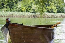 Free Docked Rowboat Stock Photos - 87858093