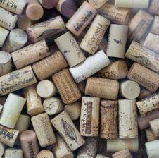 Free Wine-bottles-corks Stock Images - 87859434