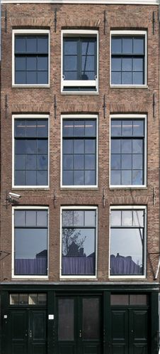 Free Anne Frank House Royalty Free Stock Photos - 87862148