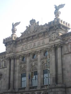 Free Barcelona-port-authority Royalty Free Stock Photos - 87862228
