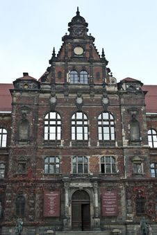 Free Wroclaw National Museum Stock Photo - 87862230