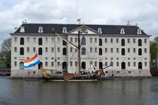 Free Amsterdam National Maritime Museum Royalty Free Stock Photos - 87862548