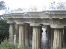 Free Doric-columns Royalty Free Stock Image - 87863036