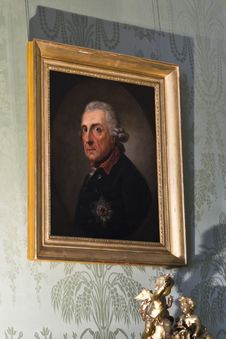 Free Portrait Of Frederick The Great By Anton Graff Royalty Free Stock Photo - 87863185