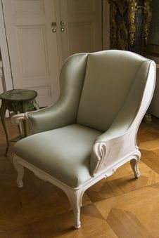Free Frederick The Great S Chair Stock Photography - 87863212