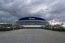 Free O2 World Berlin Arena Stock Image - 87863971
