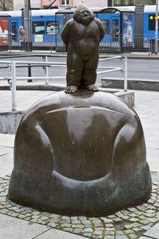 Free Papa Krasnal Gnome Stock Image - 87864301