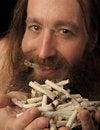 Free Cigarette Man Stock Photos - 8792883