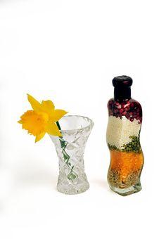 Free Decorative Bottle Royalty Free Stock Images - 8790299