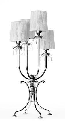 Free Luxury Desk Lamp Stock Photo - 8790560