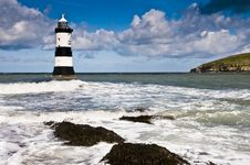 Free Penmon Lighthouse Stock Images - 8791404
