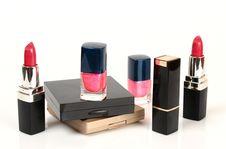 Free Decorative Cosmetics Stock Photography - 8793192