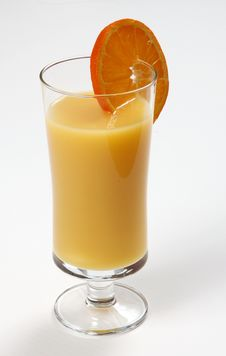 Free Fresh Orange Juice Stock Photography - 8793492