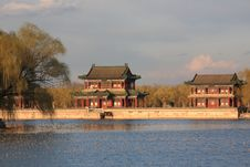Free Temple In The Summer Palace,beijing Stock Image - 8793571