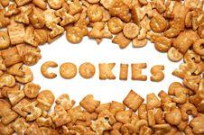 Free Cookies Stock Photo - 8794000