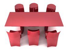 Free Dining Furniture Stock Photos - 8794223