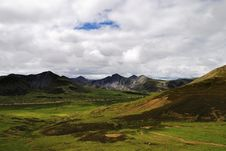 Free Plateau Scenery Royalty Free Stock Photo - 8794475