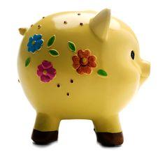 Free Piggy Bank Royalty Free Stock Image - 8795306