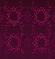Free Traditional Ottoman Turkish Tile Illustration Stock Image - 8795581