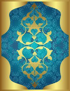 Free Traditional Ottoman Turkish Tile Illustration Stock Photography - 8795622