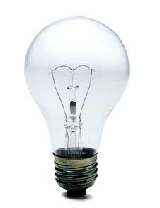 Free Light Bulb Royalty Free Stock Image - 8796216