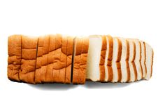Free Fresh Bread Slices Royalty Free Stock Images - 8796469