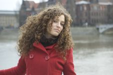Free Teenage Girl In Poland Royalty Free Stock Images - 8797129